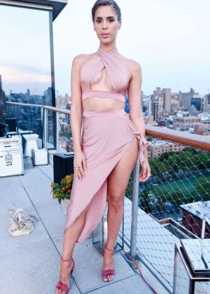 Carmen Carrera - W Magazine Presents Who's Who in New York