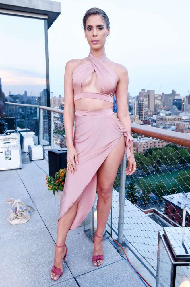 Carmen Carrera - W Magazine Presents Who's Who in New York