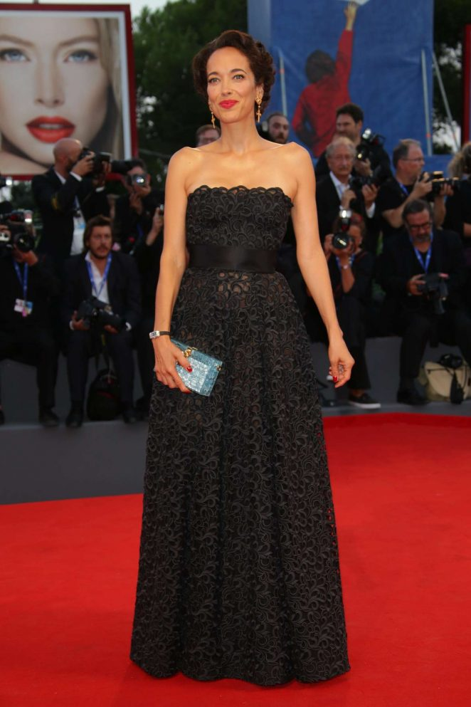 Carmen Chaplin - 'Jackie' Premiere at 73rd Venice Film Festival in Italy