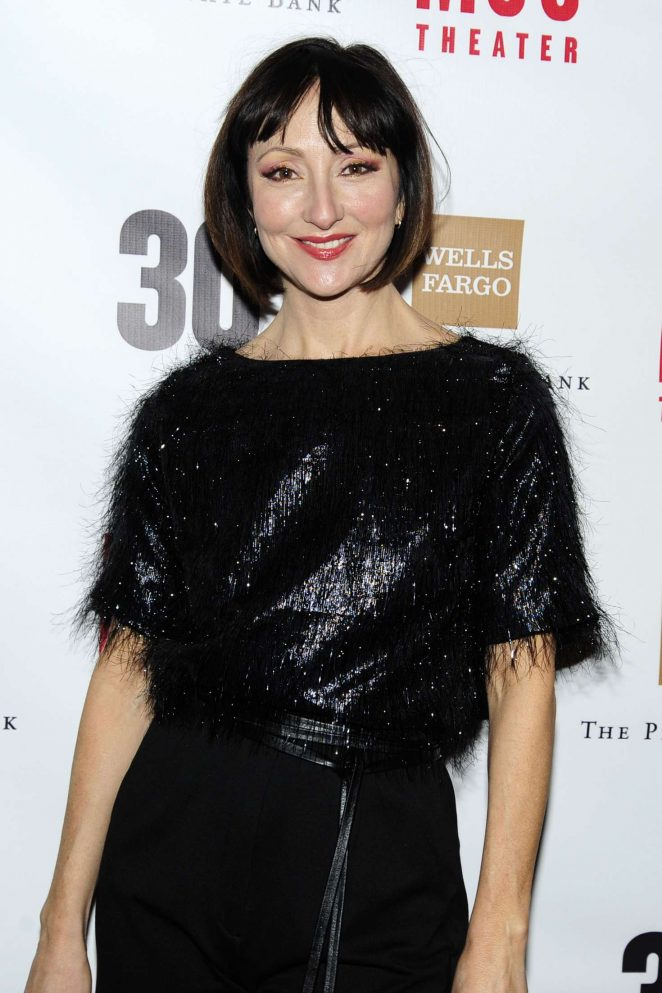 Carmen Cusack - MCC Theater's Annual Miscast Gala in New York