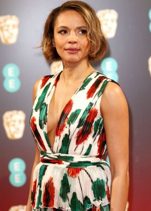 Carmen Ejogo - 2017 British Academy Film Awards in London