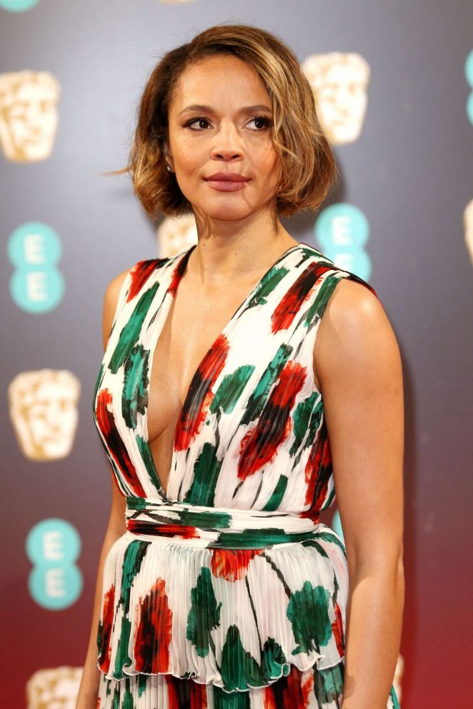 Carmen Ejogo - 2017 British Academy Film Awards in London