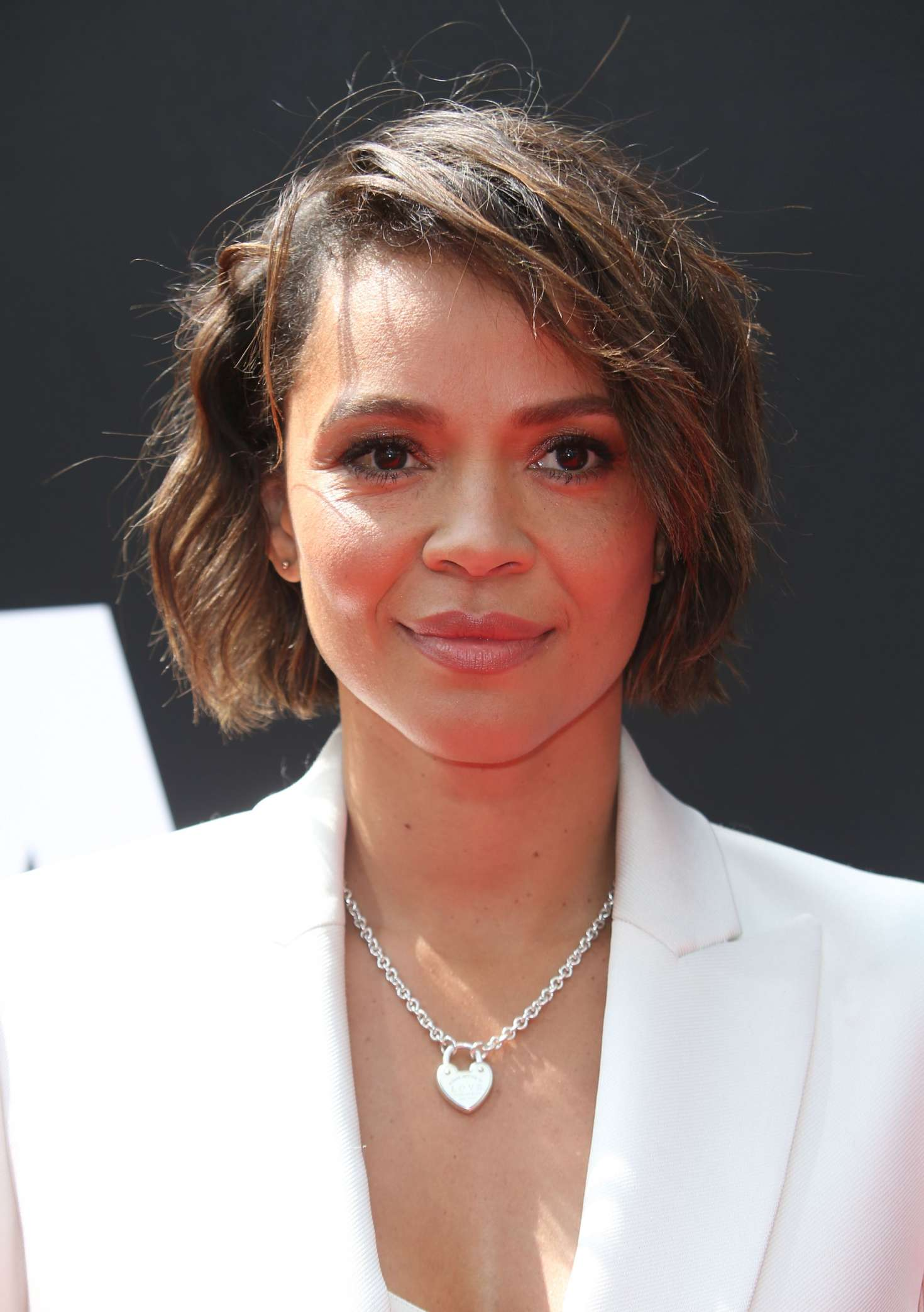 Carmen Ejogo 2017 : Carmen Ejogo at Sir Ridley Scott hand and footprint ceremony -09