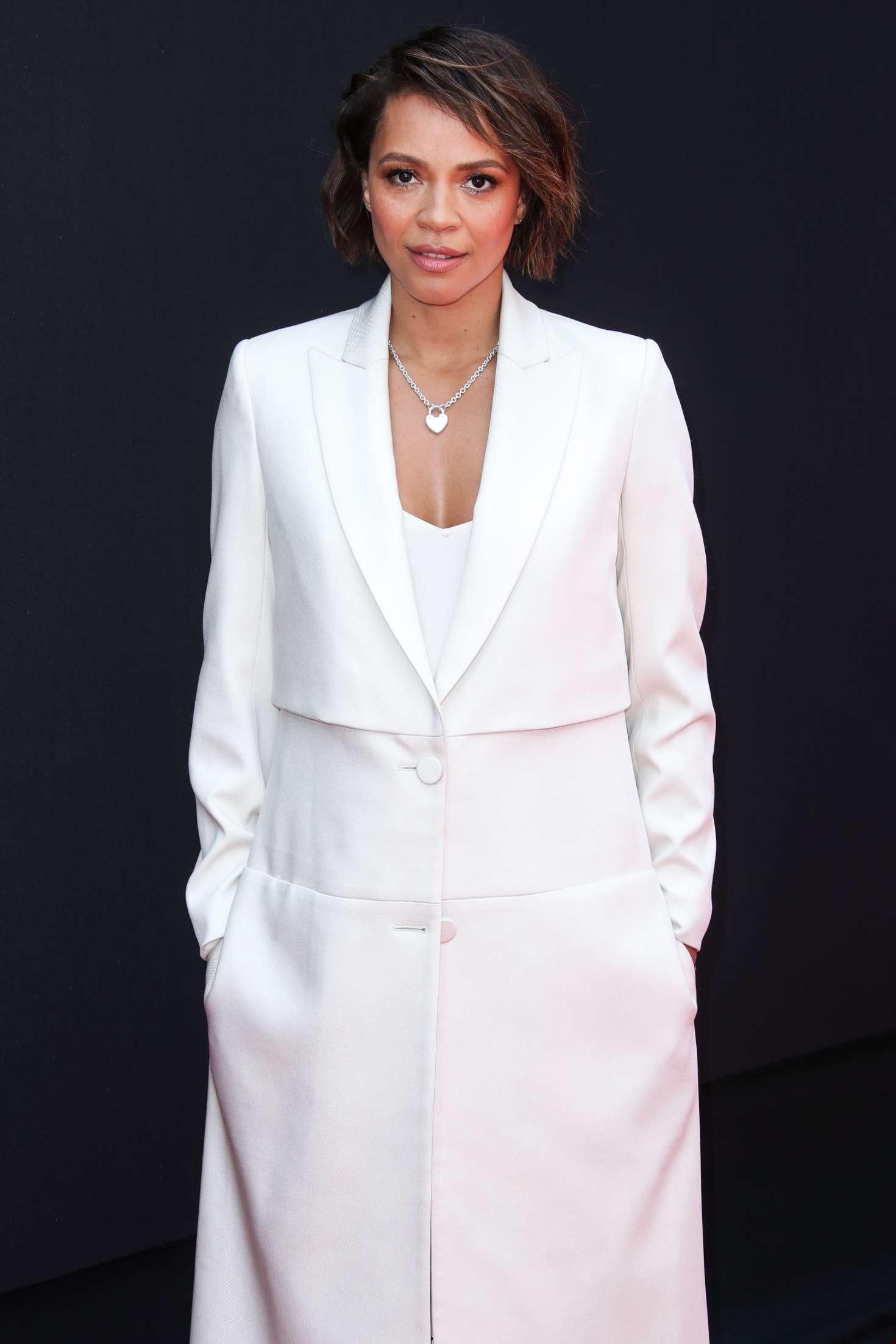 Carmen Ejogo 2017 : Carmen Ejogo at Sir Ridley Scott hand and footprint ceremony -15