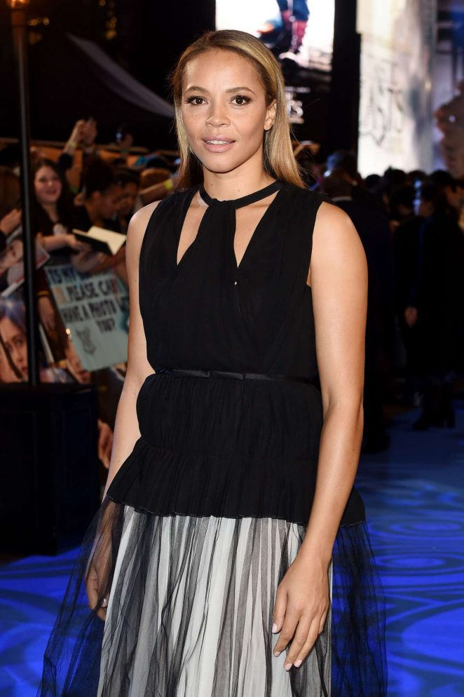 Carmen Ejogo - 'Fantastic Beasts and Where To Find Them' Premiere in London