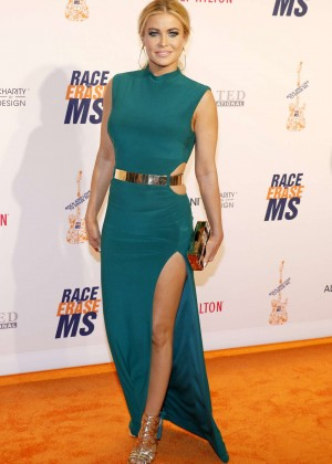 Carmen Electra - 23rd Annual Race To Erase MS Gala in Beverly Hills