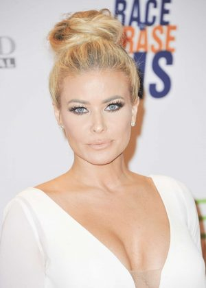 Carmen Electra - 24th Annual Race To Erase MS Gala in Los Angeles
