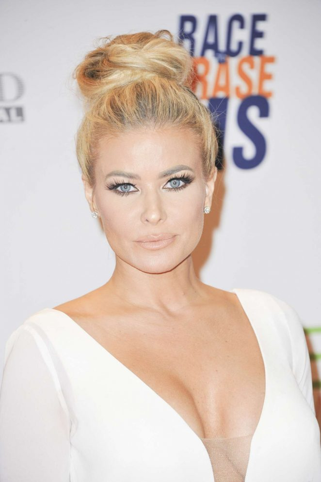 Carmen Electra – 24th Annual Race To Erase MS Gala in Los Angeles