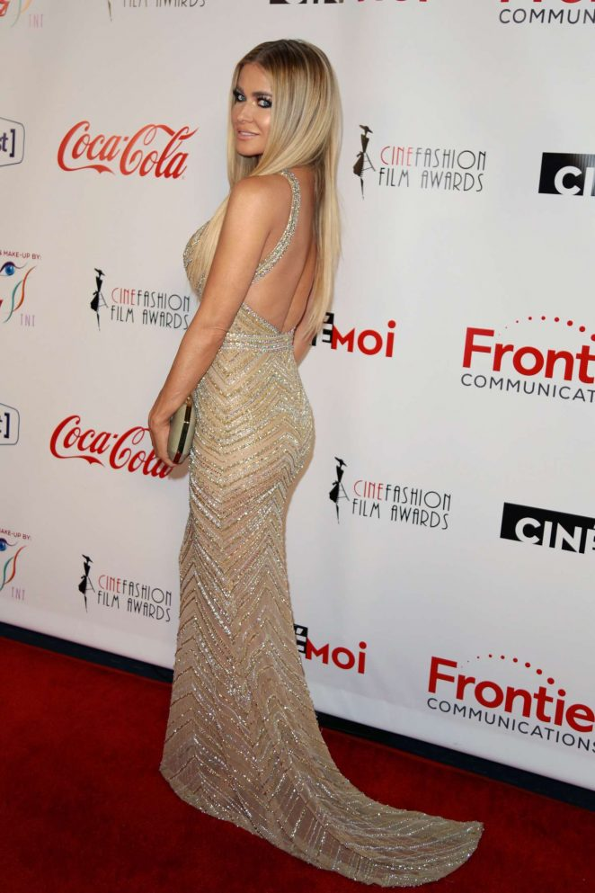 Carmen Electra: 3rd Annual Cinefashion Film Awards 2016 -22