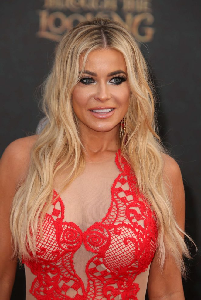 Carmen Electra - 'Alice Through The Looking Glass' Premiere in Hollywood