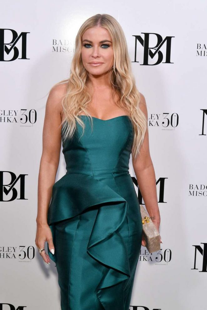 Carmen Electra - Badgley Mischka Fashion Show in NYC