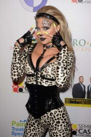 Carmen Electra - Fright Nights Halloween Costume Party in Coconut Creek