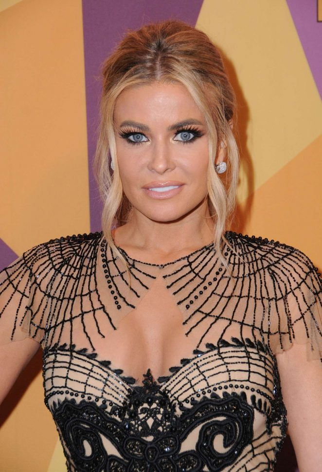 Carmen Electra - HBO's Official Golden Globe Awards After Party in LA