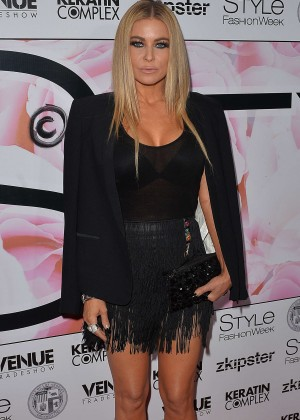 Carmen Electra - Marco Marco Runway Collection Four in LA