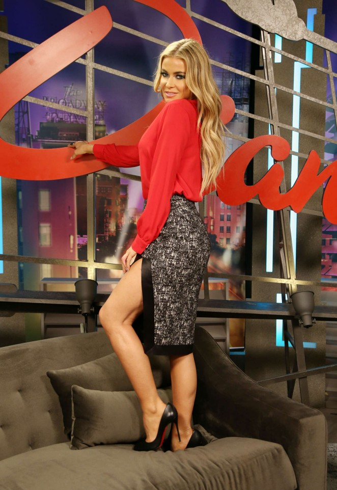 Carmen Electra – The Lowdown Show with Diana Madison in Hollywood