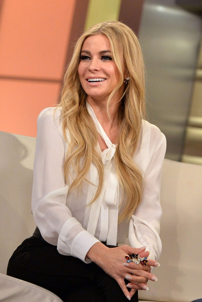 Carmen Electra - Visits 'Fox & Friends' at FOX Studios in NYC