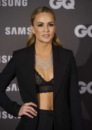Carmen Jorda - 2017 GQ Men of the Year Awards in Madrid