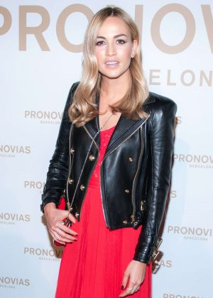 Carmen Jorda - 2017 Pronovias Fashion Show in Barcelona