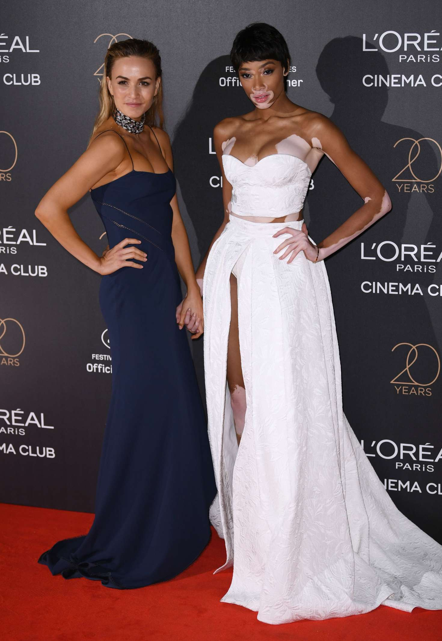 Carmen Jorda - L'Oreal 20th Anniversary Party in Cannes