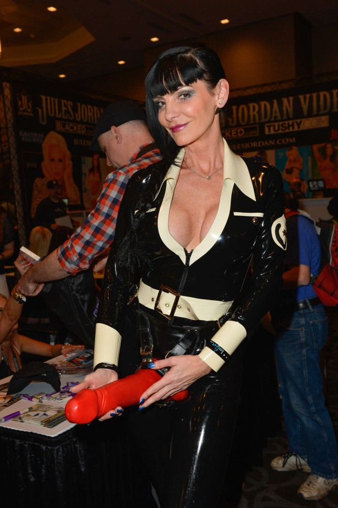 Carmen Rivera - AVN Adult Entertainment Expo in Las Vegas