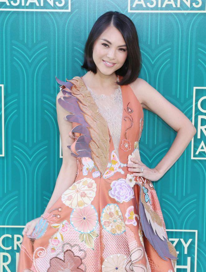 Carmen Soo - 'Crazy Rich Asians' Premiere in Los Angeles