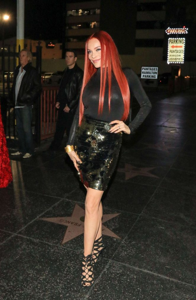 Carmit Bachar out and about in Los Angeles