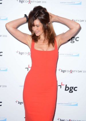 Carol Alt - 2016 Annual Charity Day Hosted By Cantor Fitzgerald - BGC Office in New York