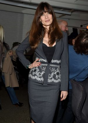 Carol Alt - 'Casablancas: The Man Who Loved Women' Screening in NY