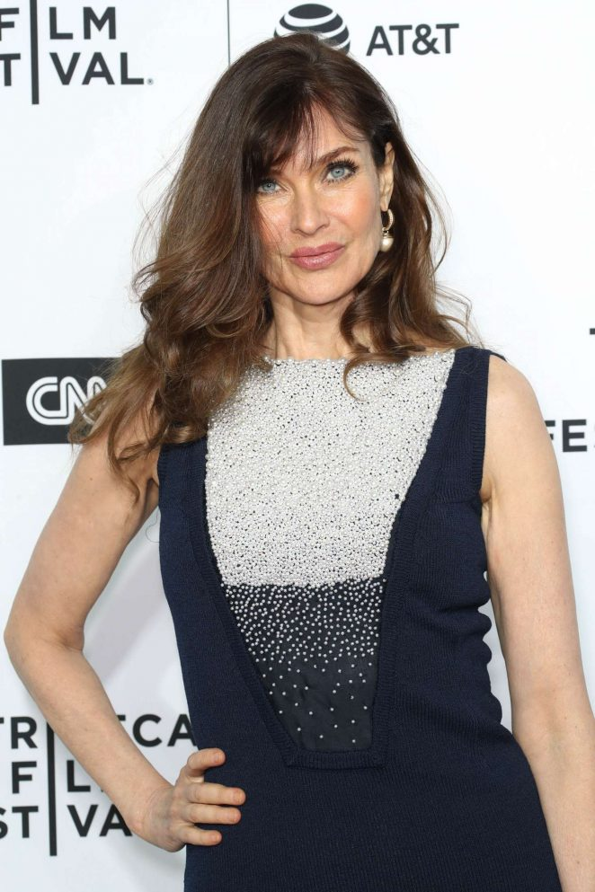 Carol Alt - 'Love, Gilda' Premiere at 2018 Tribeca Film Festival in NYC