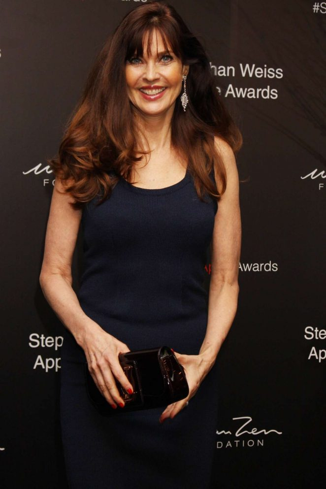 Carol Alt - Stephan Weiss Apple Awards 2018 in New York