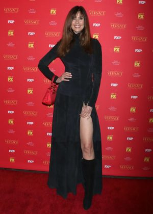 Carol Alt - 'The Assassination of Gianni Versace' Premiere in NY