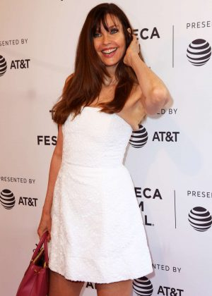 Carol Alt - 'To Dust' Premiere at 2018 Tribeca Film Festival in NY