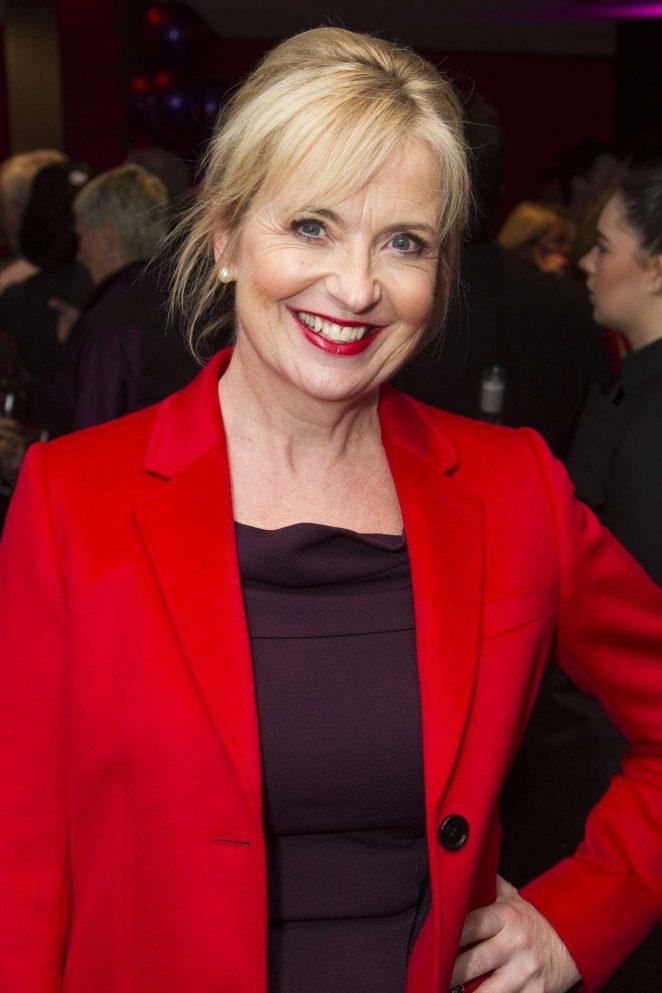 Carol Kirkwood - 'The Red Shoes' Ballet Gala in London