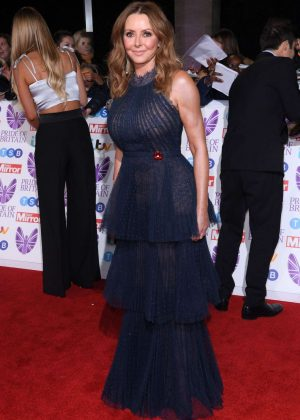 Carol Vorderman - Pride of Britain Awards 2018 in London