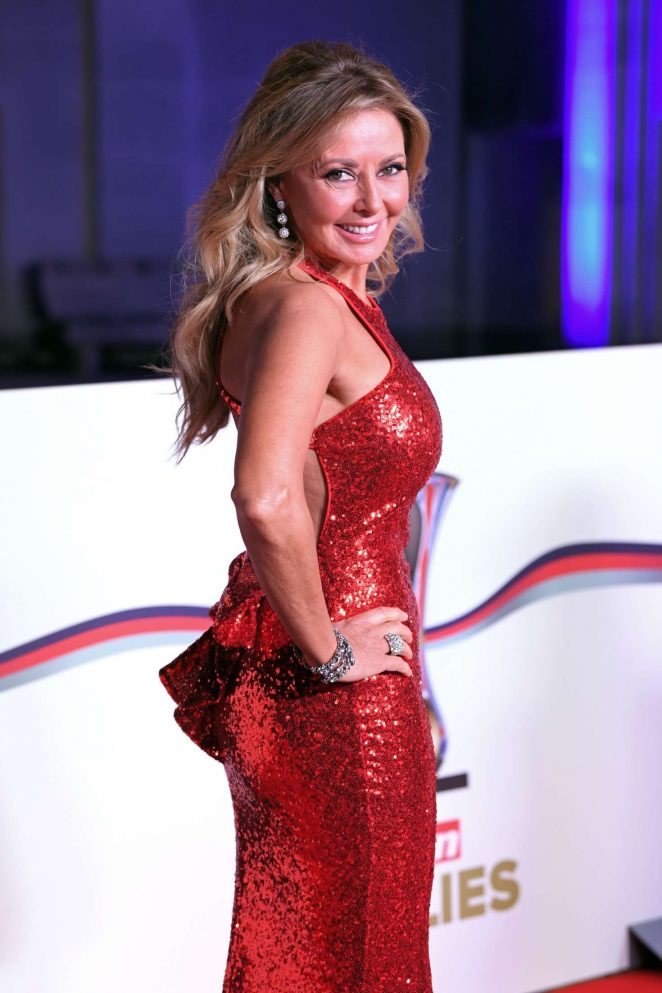 Carol Vorderman - The Millies Guildhall in London
