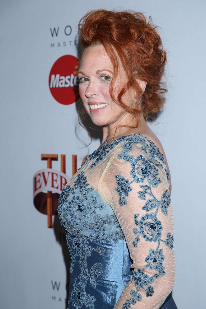 Carolee Carmello - 'Tuck Everlasting' Broadway Opening Night in New York