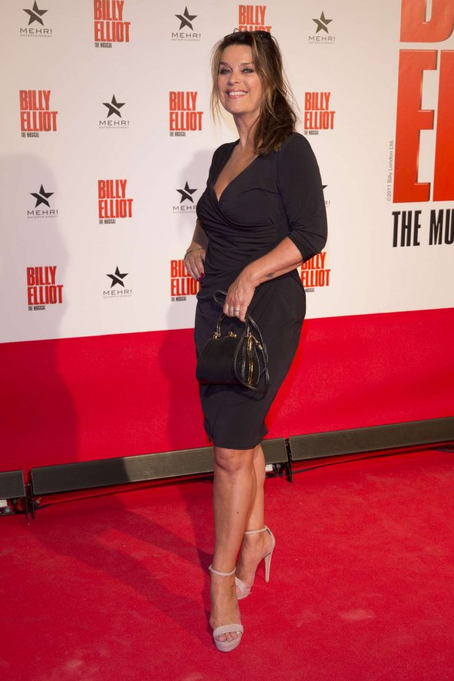 Carolin Fortenbacher - 'Billy Elliot the Musical' Premiere in Hamburg