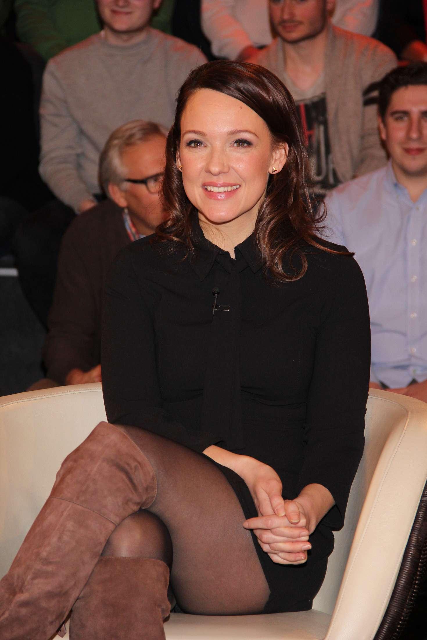 Carolin Kebekus: ZDF Talkow Markus Lanz -05 - GotCeleb