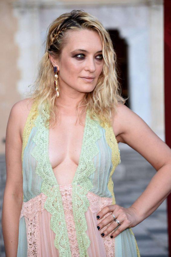 Carolina Crescentini - 65th Taormina Film Festival Opening Night in Italy