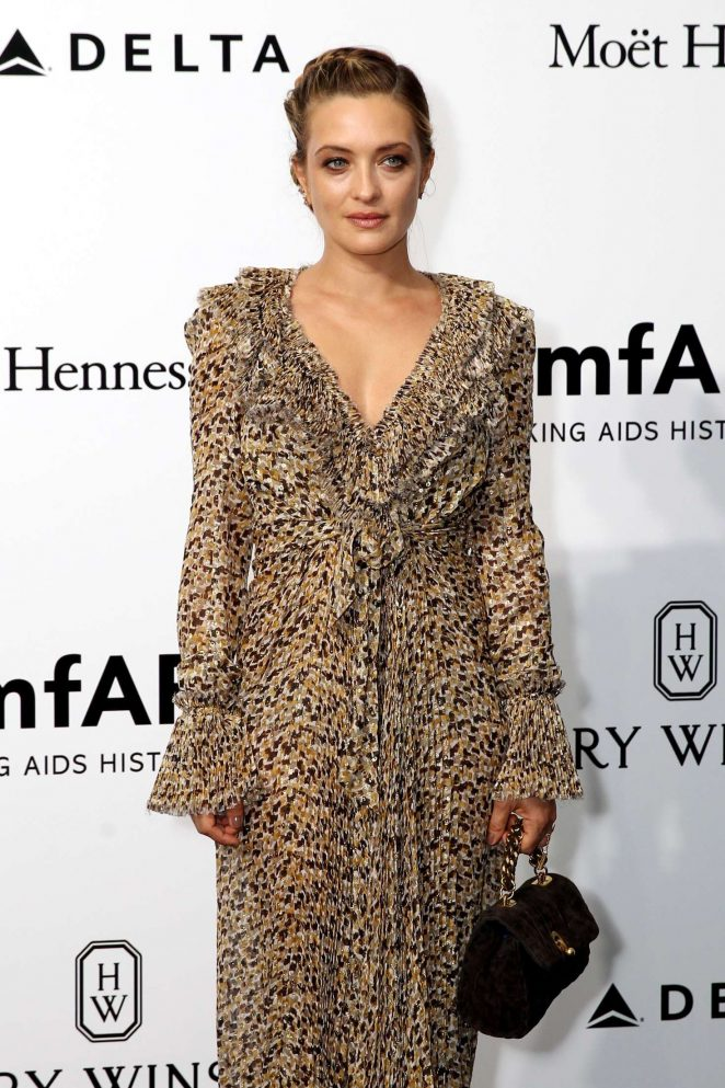 Carolina Crescentini - amfAR Milano 2016 in Italy
