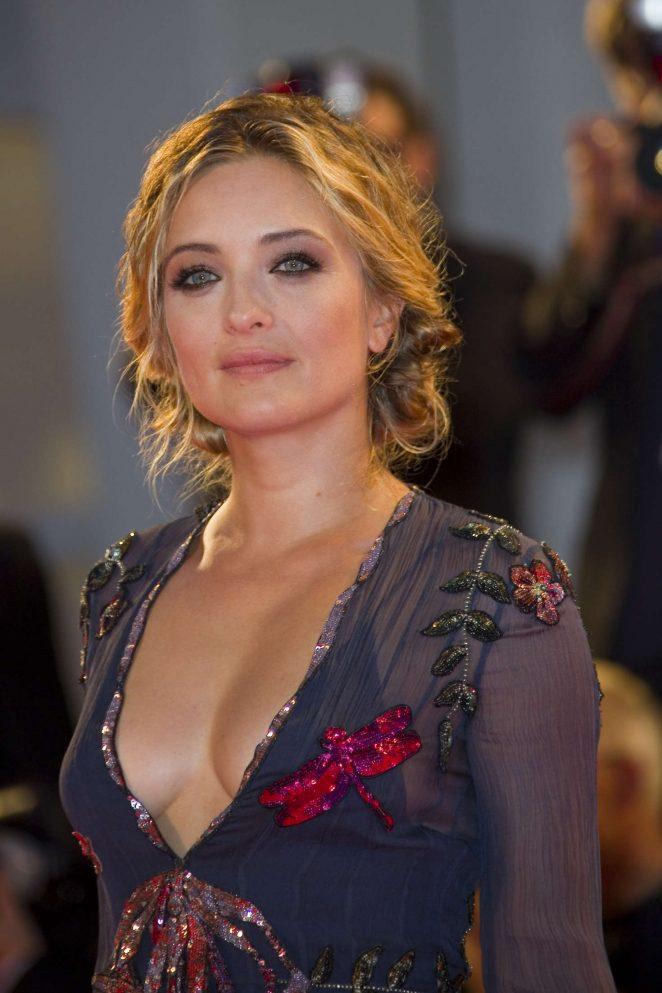 Carolina Crescentini - 'Hacksaw Ridge' Premiere at 73rd Venice Film Festival in Italy