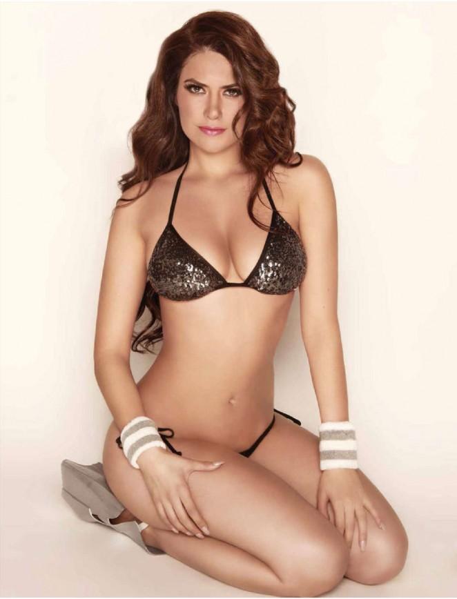 Carolina de la Torre - Open Mexico Magazine (May 2015)
