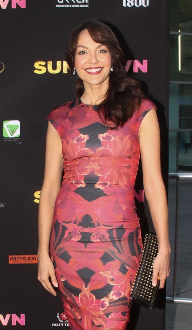 Carolina Gomez - 'Sundown' Premiere in Hollywood