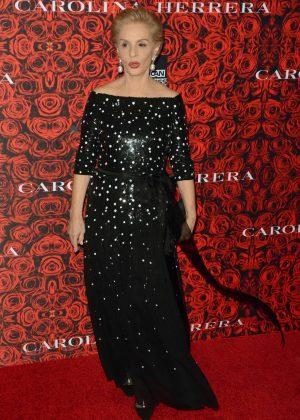Carolina Herrera - An Evening Honoring Carolina Herrera in New York