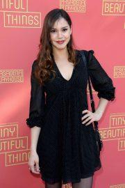 Carolina Mestrovic - 'Tiny Beautiful Things' Play Opening Night in Los Angeles
