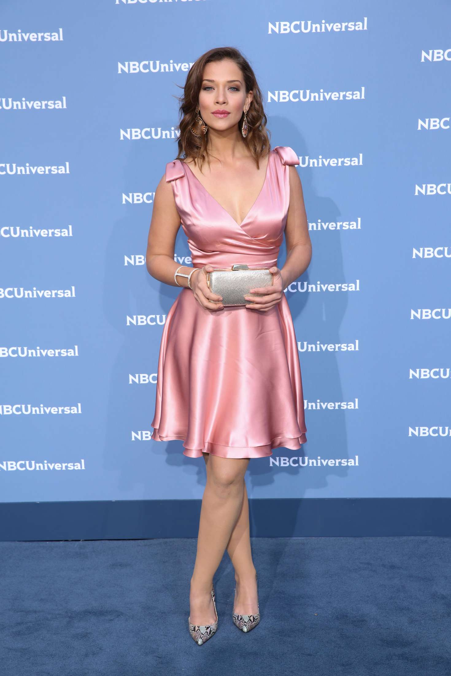 Carolina Miranda - NBCUniversal Upfront Presentation 2016 in New York City