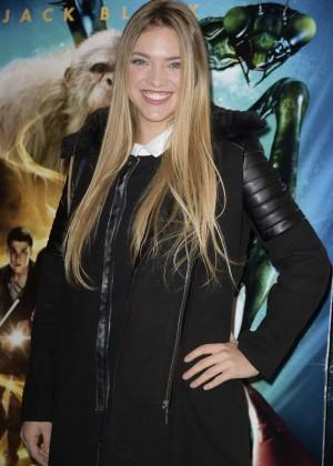 Carolina Rei - 'Piccoli brividi' Premiere in Rome