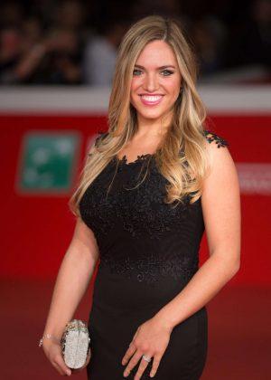 Carolina Rey - 'Tramps' Premiere in Rome