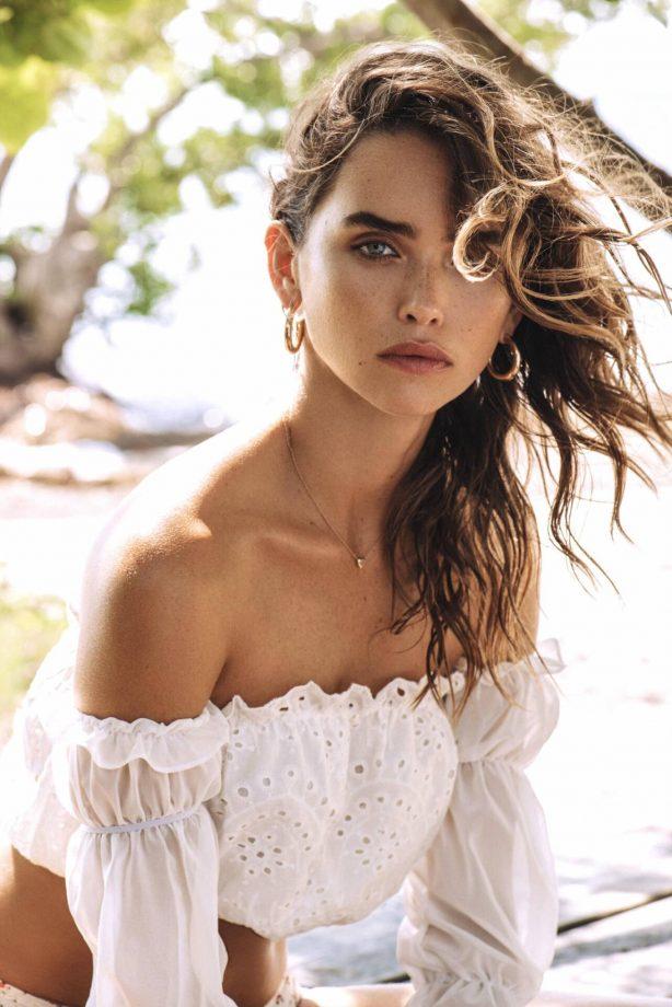 Carolina Sanchez - Anna Gunselmann Shoot 2021