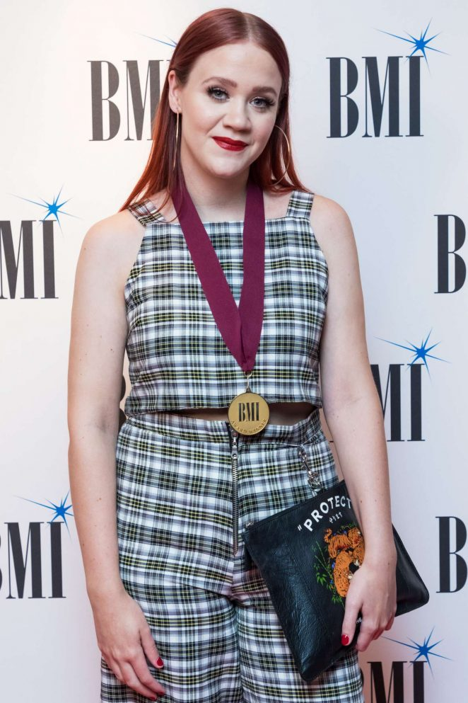 Caroline Ailin - 2018 BMI Awards in London